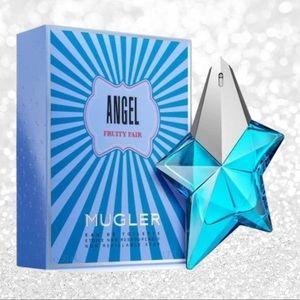 Mugler ANGEL Fruity Fair Limited Edition NWT